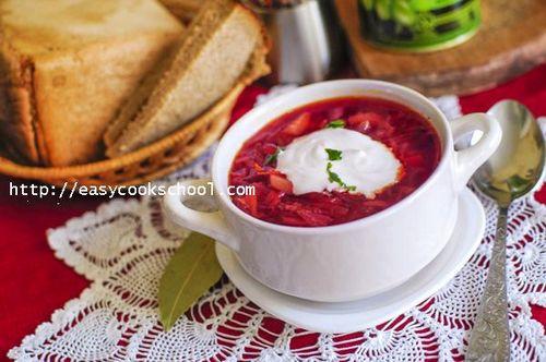 Щавелевый суп рецепт классический с свининой