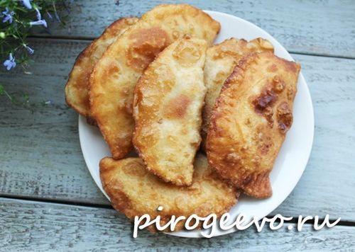 Мягкие чебуреки рецепт с фото пошаговый рецепт