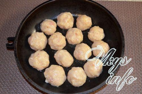 картошка со сметаной на сковороде рецепт