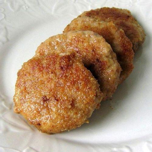 Капустно мясные котлеты рецепт с фото