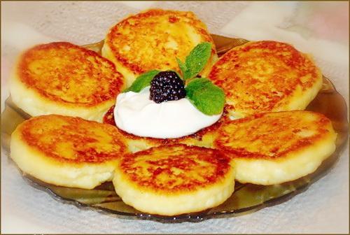 сырники из творога 330 рецепт с фото