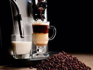 рецепт капучино в кофемашине