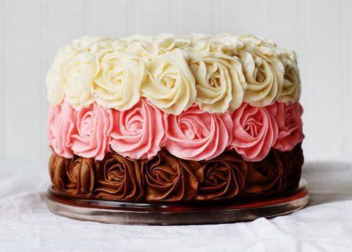 из чего сделать крем для украшения торта рецепт