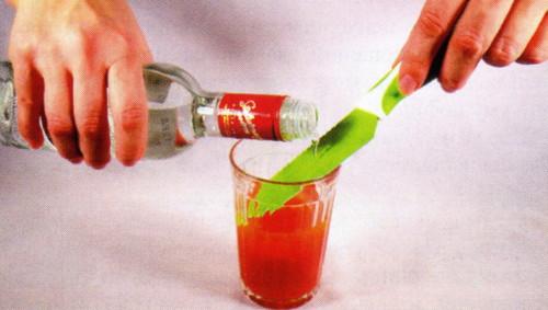 как приготовить напиток кровавая мэри